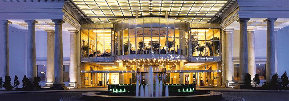 гостиница в крокус сити холл аквариум отель
